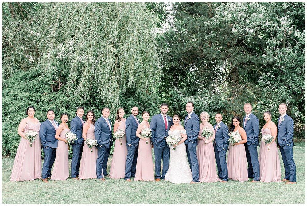 The Vineyards at Aquebogue Wedding | North Fork Wedding | Vineyard Wedding | Aquebogue, NY | www.redoakweddings.com