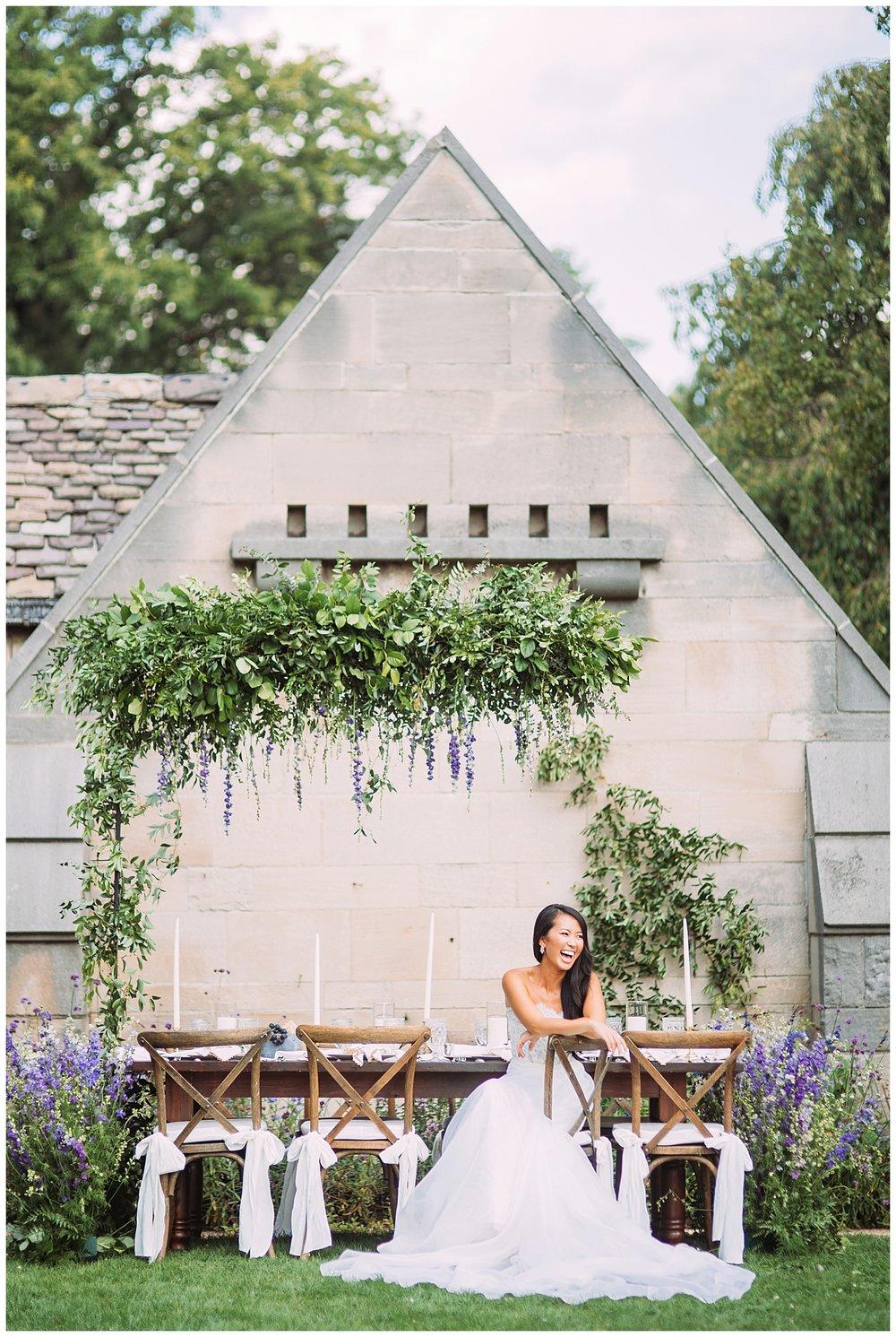 Hartwood Acres Mansion Wedding Inspiration  | Provence Style Wedding Inspiration | Pittsburgh, PA | www.redoakweddings.com