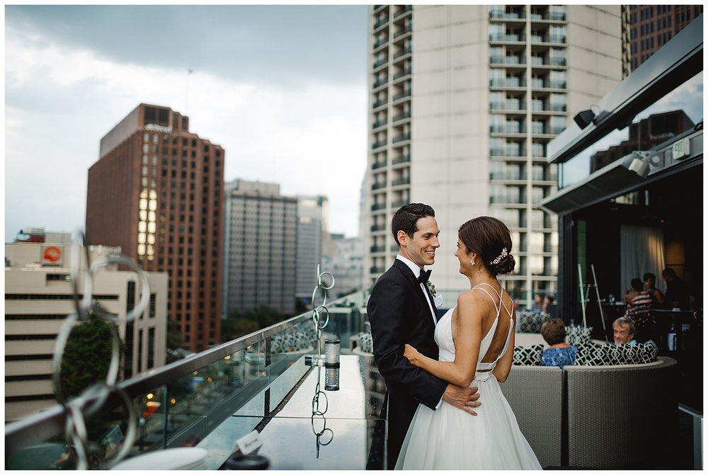The Logan Hotel Wedding | Philadelphia Wedding | Philadelphia, PA | www.redoakweddings.com