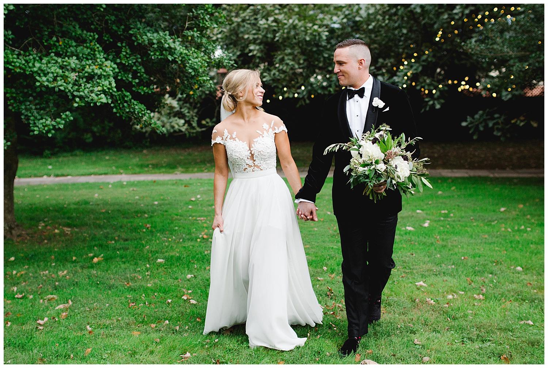 09841e3fe10 Romantic + Elegant Black Tie Wedding at Aldie Mansion • Asya ...