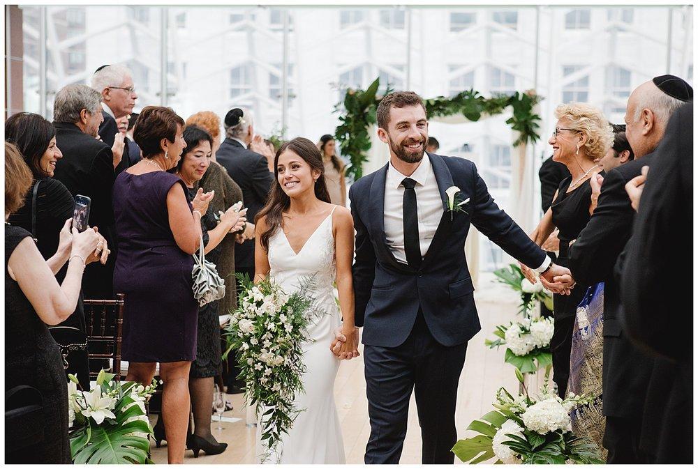 Kimmel Center Wedding | Philadelphia Wedding | Philadelphia, PA | www.redoakweddings.com