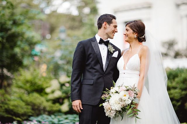 Friday has never looked so good! This stunning wedding from Asya Photography is everything we love rolled into one romantic + elegant September day! Alison + Matthew's wedding at The Logan Hotel was the perfect blend of classic and refined with a few unexpected twists. With a tan, ivory and blush color palette, these two were able to layer in gold accents, summer florals and a dash of  sparkle, making the entire day feel fresh and modern. The joy these two felt as they became husband and wife was palpable, and we could easily stare at these photos for the rest of the day! Enjoy, friends! . . Photographer: @asya_photography_philly Venue: @theloganhotel Wedding Dress Designer: @carolhannahbridal Shoes: Badgley Mischka Bridesmaids Dresses: various Men's Attire: @ralphlauren Jewelry: Rings: @mweinbergco + @jcrew Florist: @papertinifloral  Cake/Dessert: @bredenbecks Catering: @theloganhotel Music: Don Eaton Band Planner/Coordinator: @dpnak Stationery: @papertreestudio Transportation: Philadelphia Sightseeing Tours & Transportation, Inc. Rentals: @theloganhotel & @papertinifloral . .  #redoakweddings #newjerseywedding #njwedding #njweddings #njbride #newyorkwedding #nywedding #nybride #hudsonvalleyweddings #pennsylvaniawedding #pawedding #weddinginspiration #pursuepretty #njweddingvendors #nyweddingvendors #paweddingvendors #weddinginspo #weddingwednesday  #shesaidyes #realwedding #weddingblogger #njweddingplanner #njweddingphotographer #newjerseyweddingphotographer #paweddingphotographer #philadelphiaweddings #phillybride #phillyweddings #phillyweddingphotographer