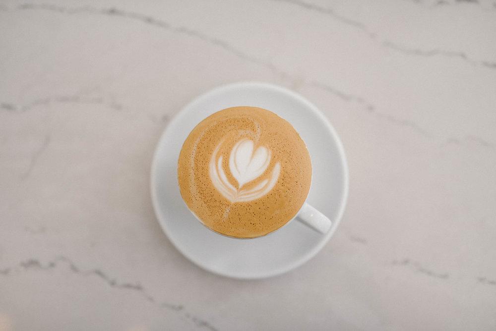 Passenger Coffee Minimalism Weddding