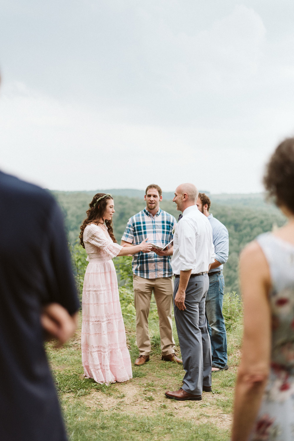 Lancaster PA Elopement Photographer