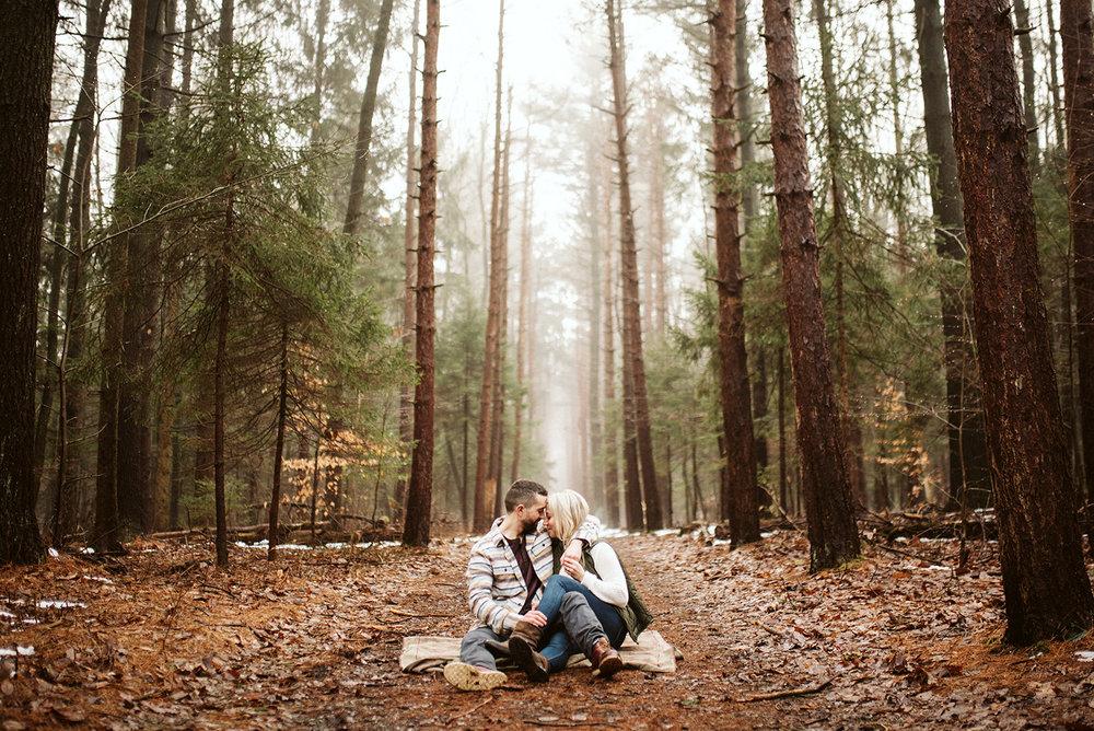 Adventurous Pennsylvania Wedding Photographer