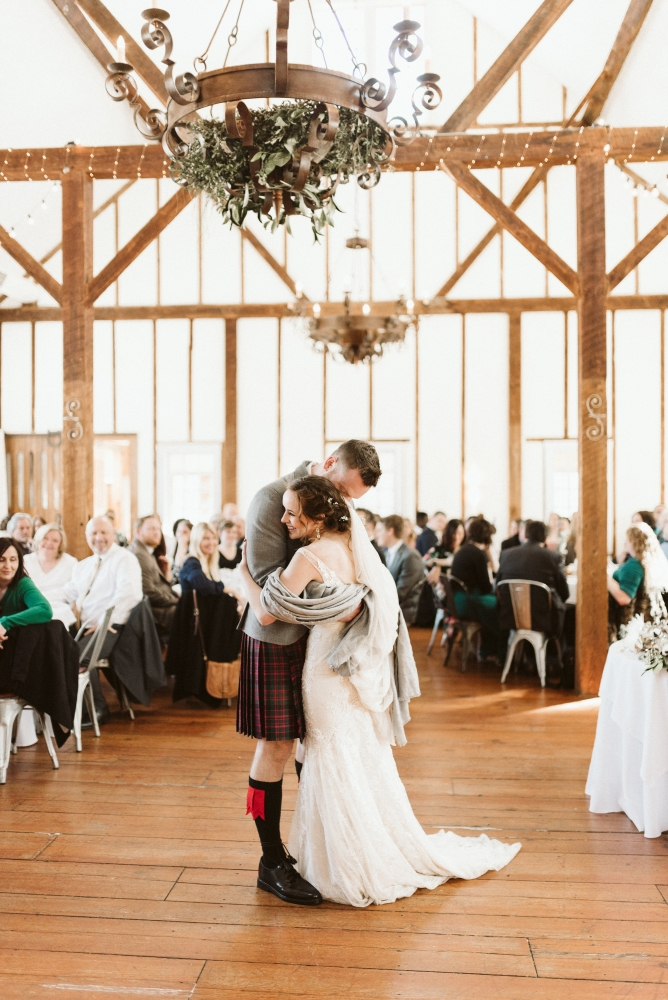 TOP 20% | Ceremony/Reception Category | 2,053 out of 11,696 entries  PICTURED HERE: Venue:  The Gables at Chadds Ford  | Gown:  BHLDN