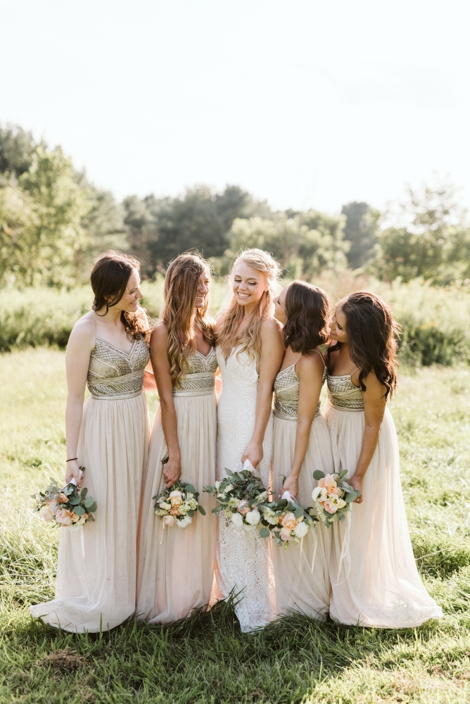 TOP 20% | The Wedding Party Category | 1,623 out of 11,412 entries  PICTURED HERE: Venue:  The Nature Inn at Bald Eagle State Park  | Gown:  POSH Bridal