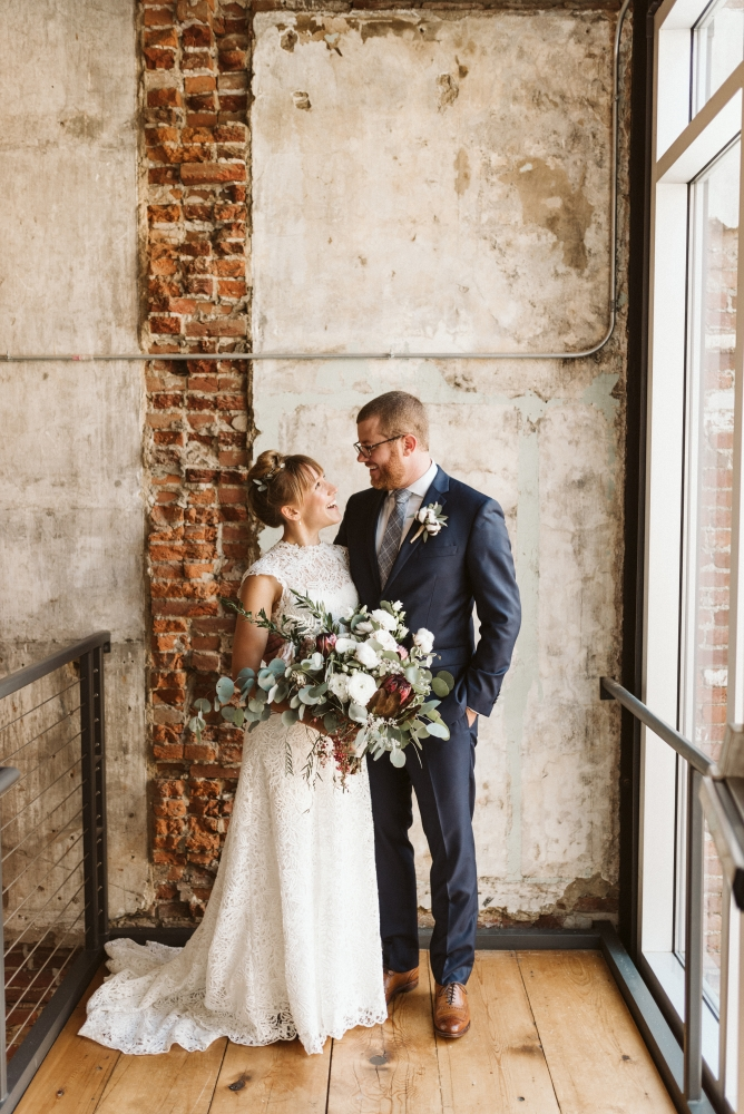 TOP 10% | Wedding Couple Category | 4,195 out of 45,058 entries  PICTURED HERE: Venue:  Excelsior  | Florals:  Ash to Oak  | Gown:  InWhite