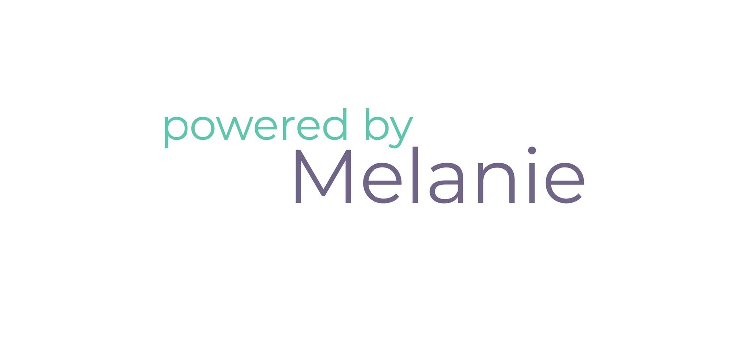 powered by Melanie