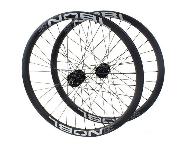 Nobl Wheels - Nobl TR38s, The quietest wheels ever!