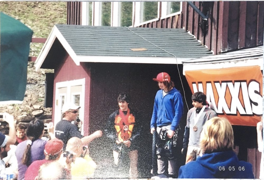 Plattekill Mountain 2006 - My first mountain bike race
