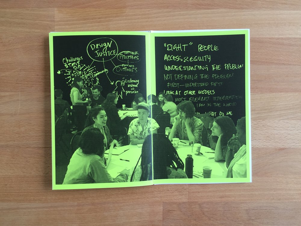 The Design Justice Zine