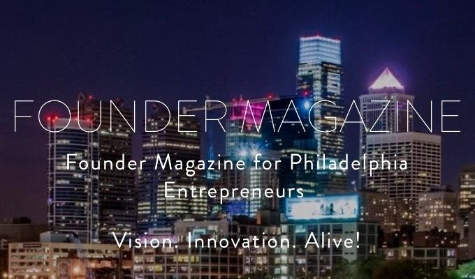 I am so excited to be part of launching the new  Founder  Magazine from Society Media Network.  More coming soon at  www.foundermagazine.net