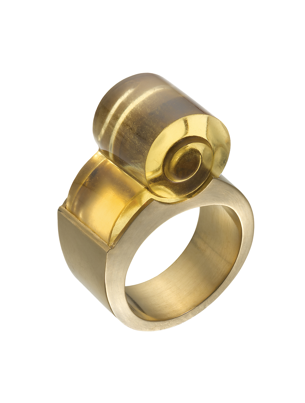 Heliodor Curl Ring 2012