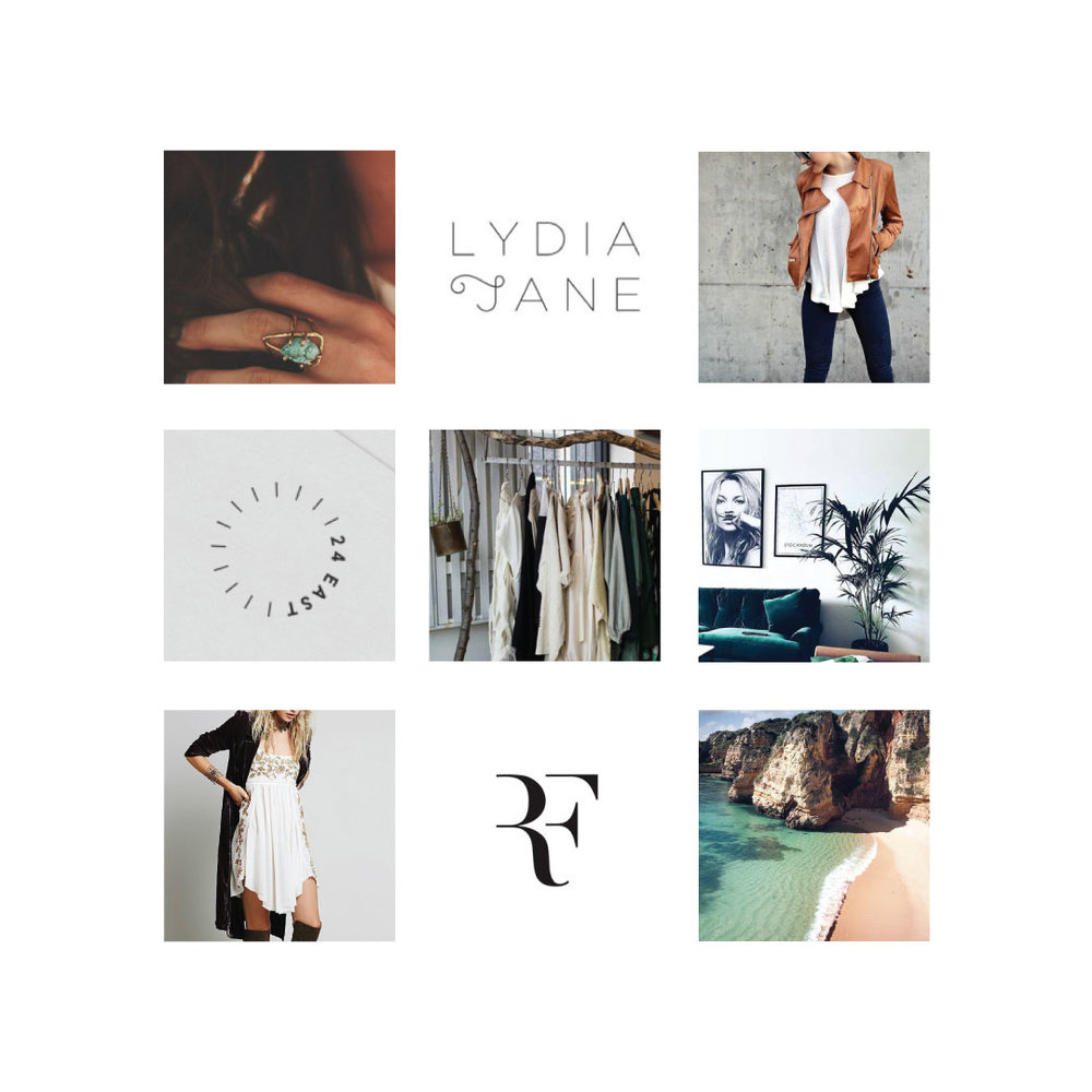 Brand Style Inspiration