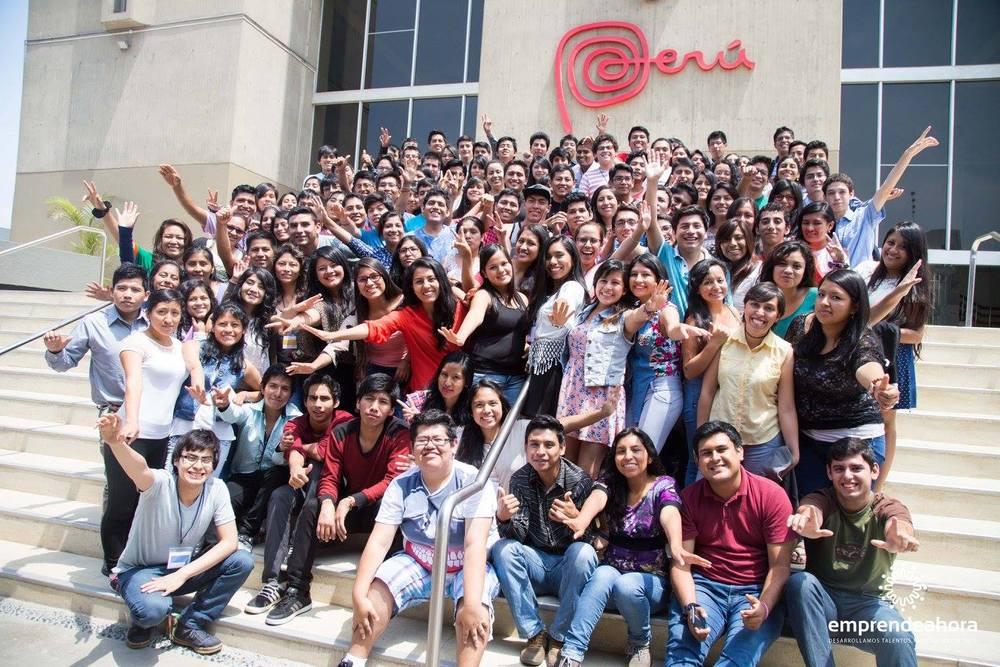 Generación 8 EmprendeAhora