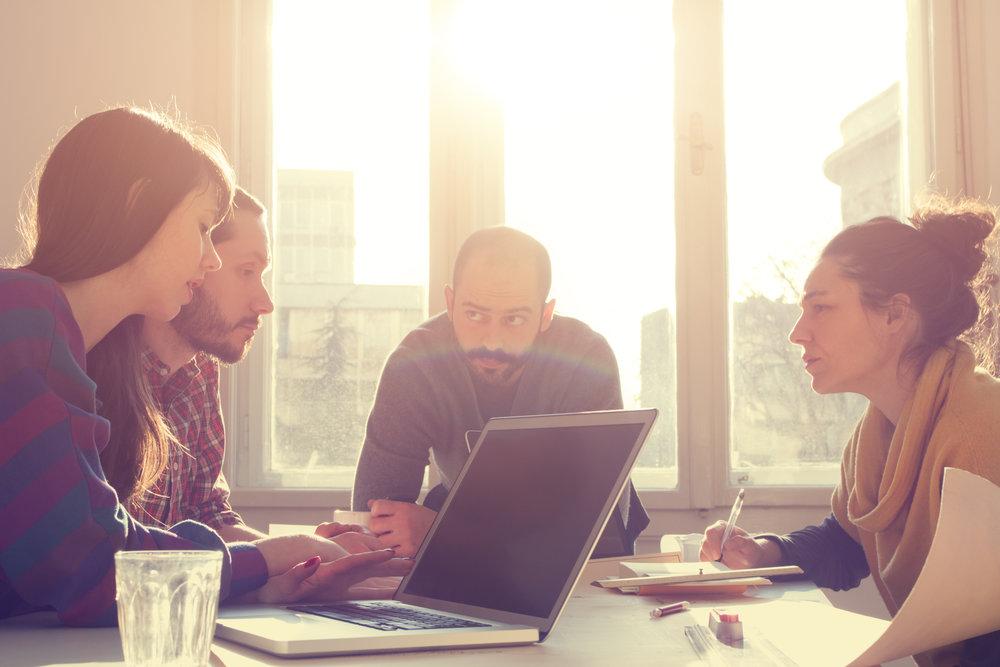 Accompagnement individuel ou collectif en entreprise