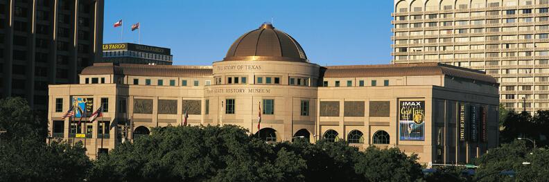 Texas History Museum – Austin