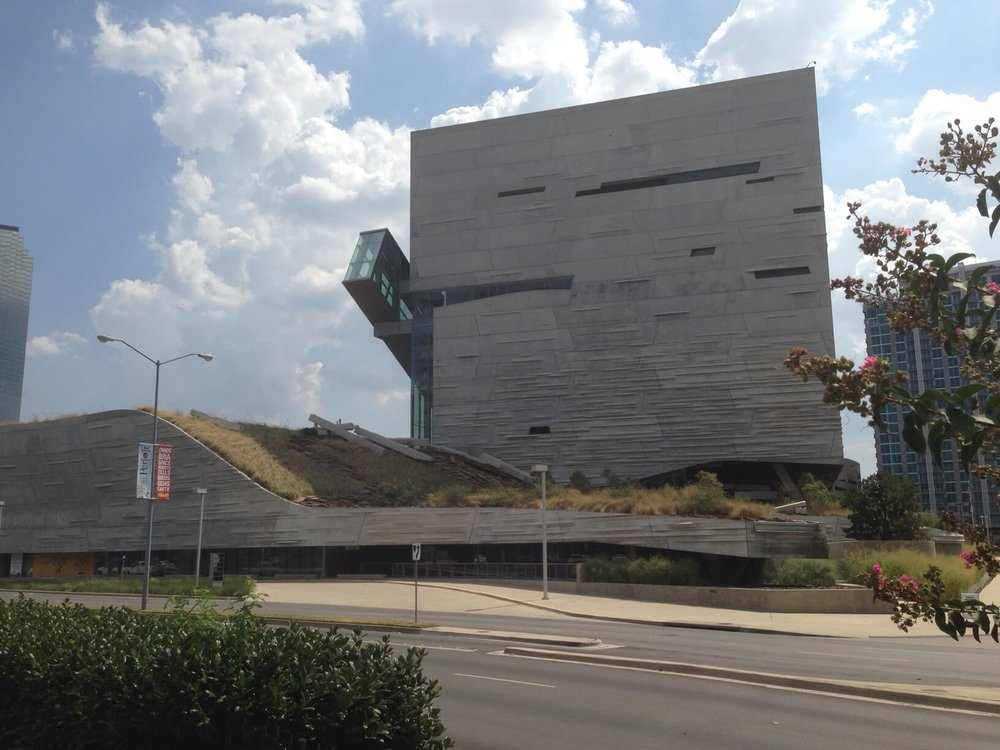 Perot Museum - Dallas