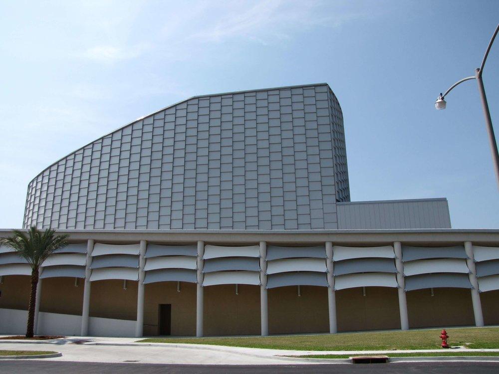 St. Bernard's Parish Cultural Center – New Orleans, LA