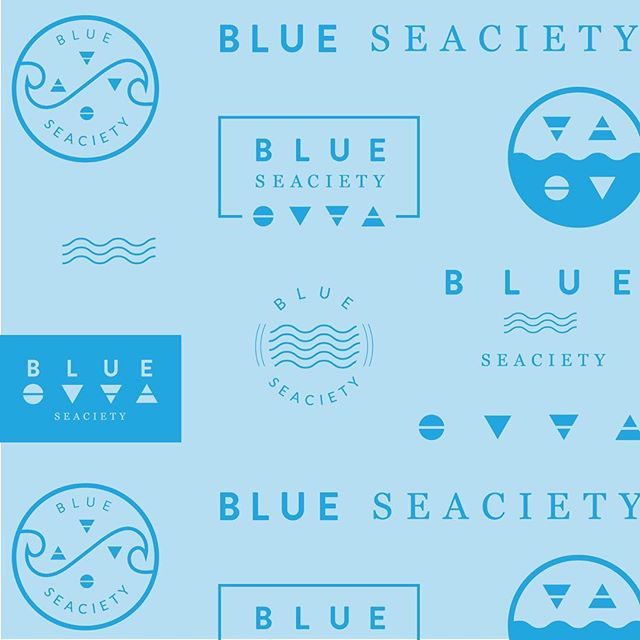 Launch day is swiftly approaching over at @blueseaciety !!! . A company focused on creating sustainable and ethically produced clothing meant for the laid back coastal lifestyle- they are the essence of cool while also looking out for Mother Earth 🌿 Kayla & her crew are so detailed oriented... even the clothing tags when planted turn into beautiful wildflowers! #chaseyourescape