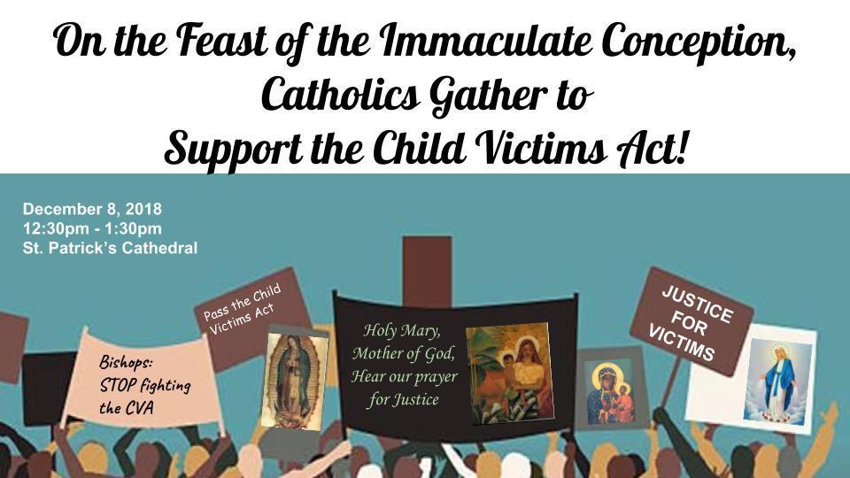 Carry Your Mary, CVA Vigil