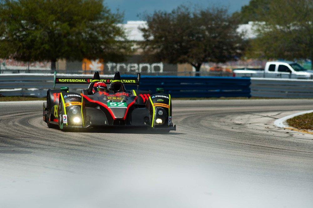 PR1/Mathiasen Motorsports Carries Winning Drive to Lone Star