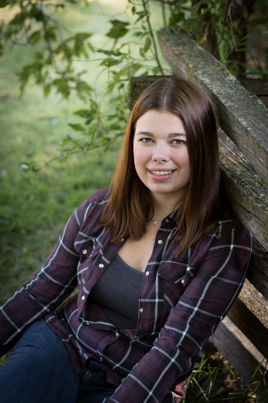 Senior Portrait by Jeff Gathman Photography. Crystal Lake, IL.