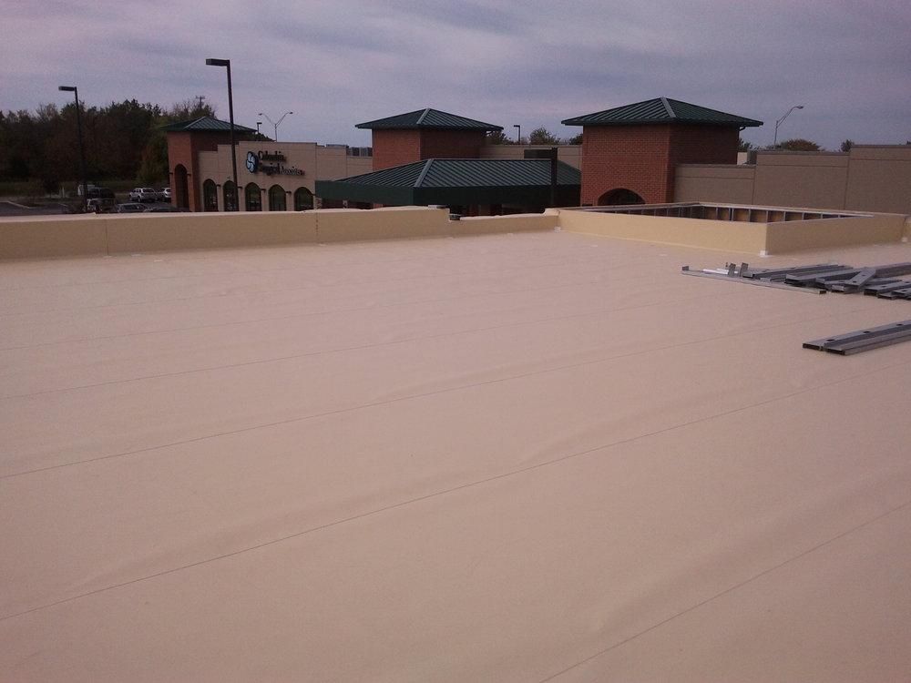 Bluff Creek Center #2