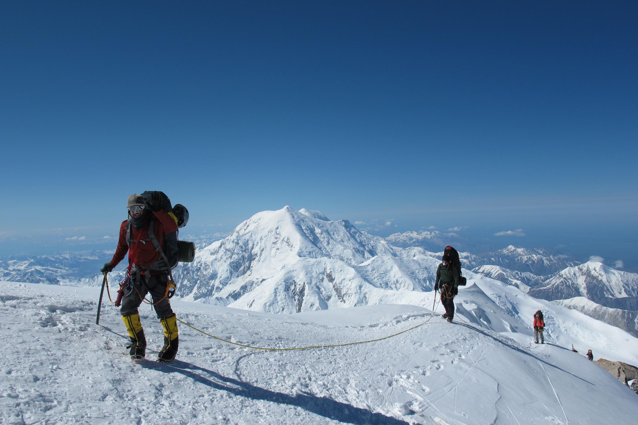DENALI/MT. MCKINLEY PART 3: 14,000FT TO SUMMIT — Adventures of a ...
