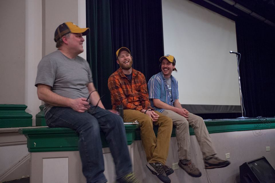 Bill Thompson , Matt Abbots and Colton Moore work super hard and laugh super hard every year. They do such an amazing job of putting the fest on.  Thank you guys!!