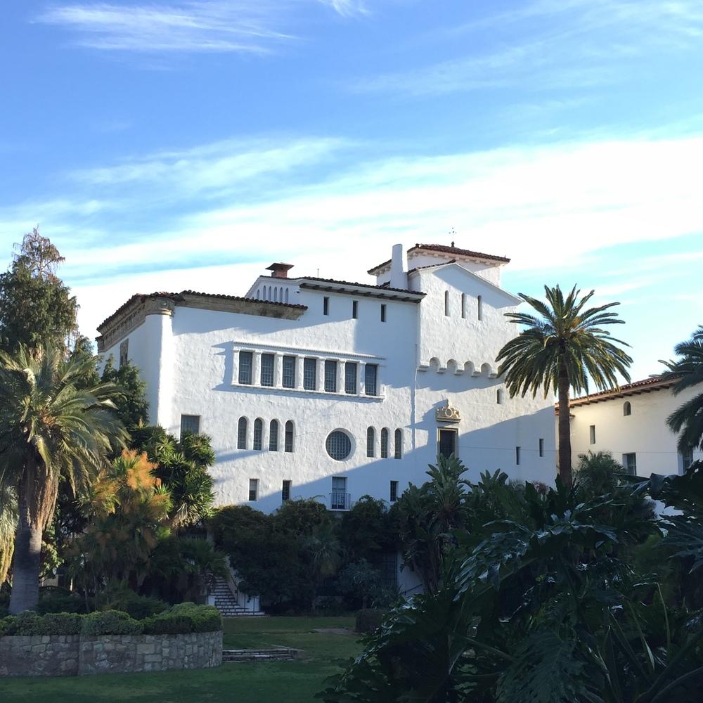 The Santa Barbara Municipal Court Complex