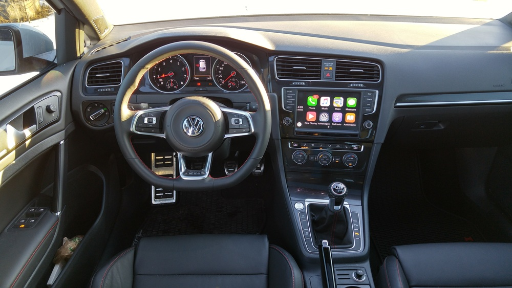 The interior materials and quality are on par with cars costing many thousands more.