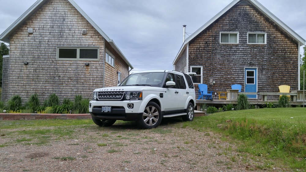 Cottage life in Tidnish, NS