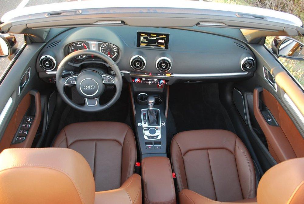 Interior courtesy of carreviews.com