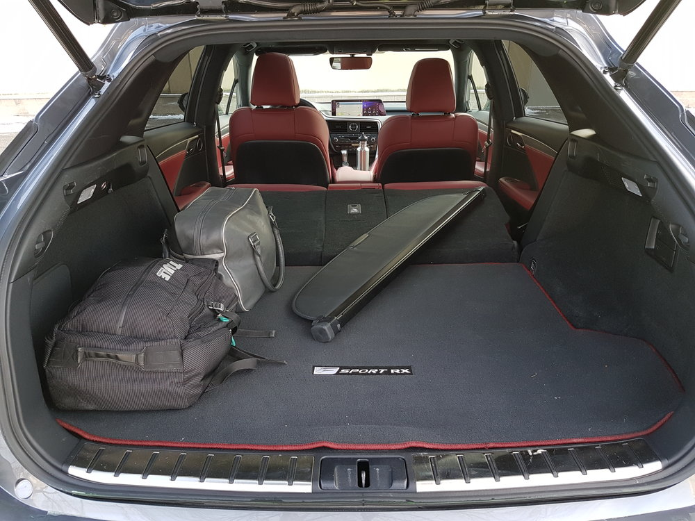 Ample Cargo Space