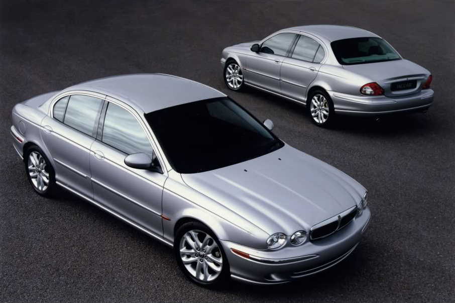 The unloved 2001 Jaguar X-Type was a Ford Mondeo underneath.