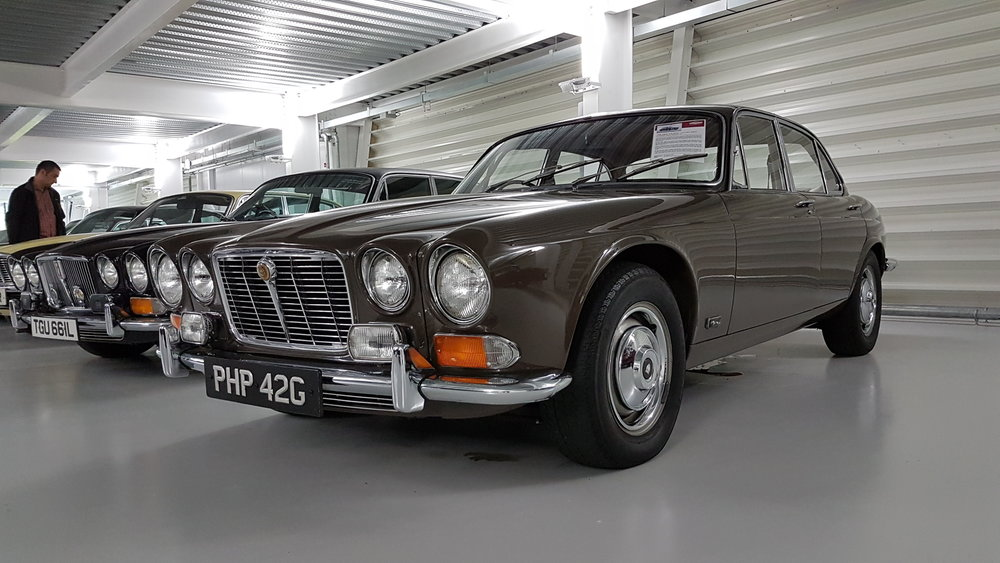 Sir William Lyons' personal 1968 XJ6