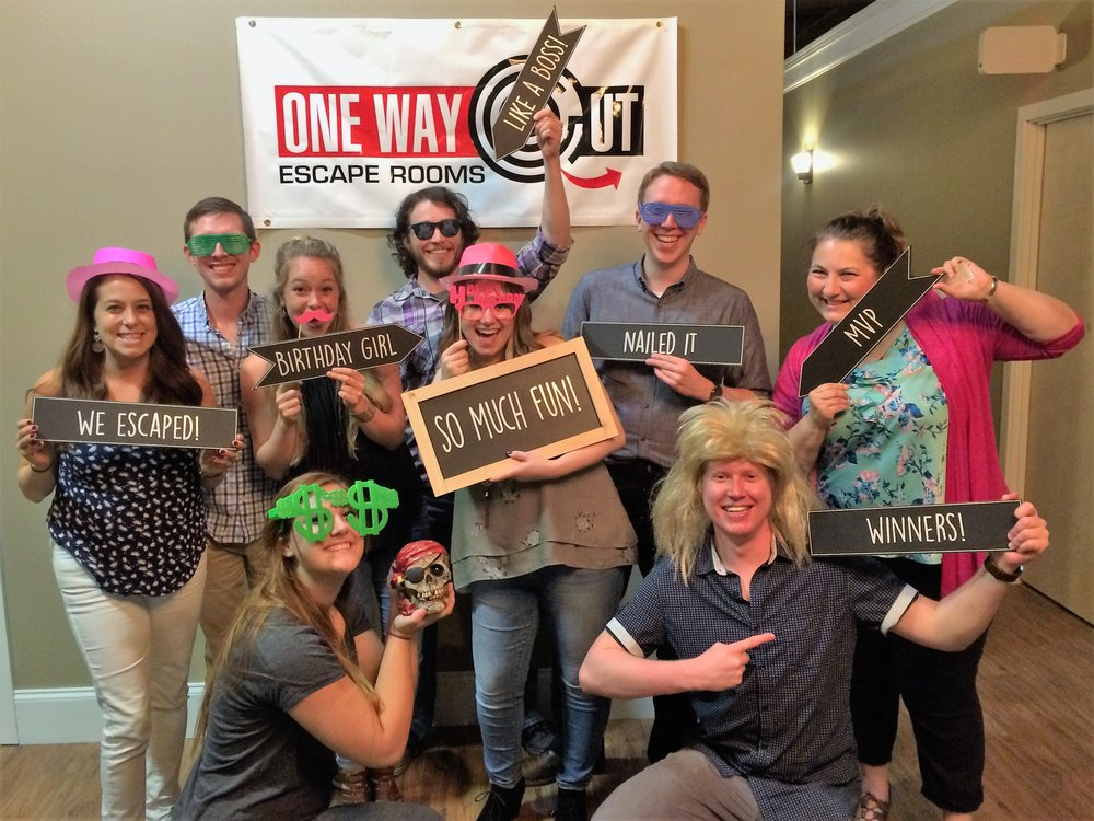 Lynchburg Escape Room Birthday Parties in Lynchburg VA