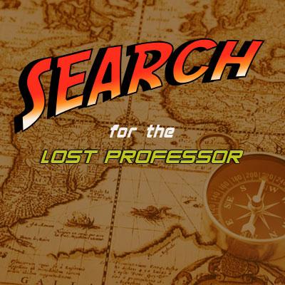 The Lost Professor - Lynchburg Escape Room