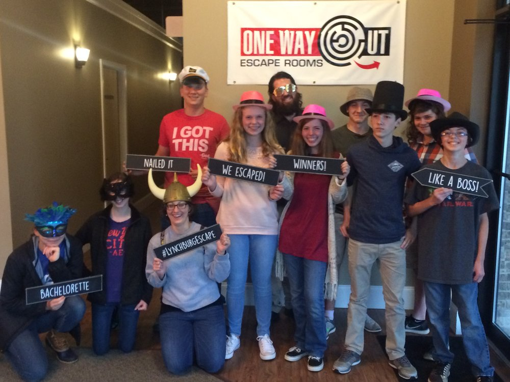 Church Youth Group Activity