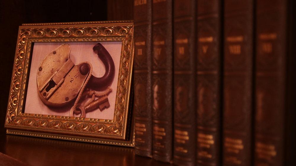 Sherlock Holmes - Escape Room Lynchburg
