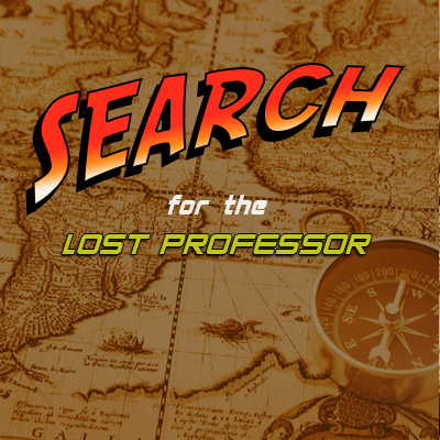 Copy of The Lost Professor