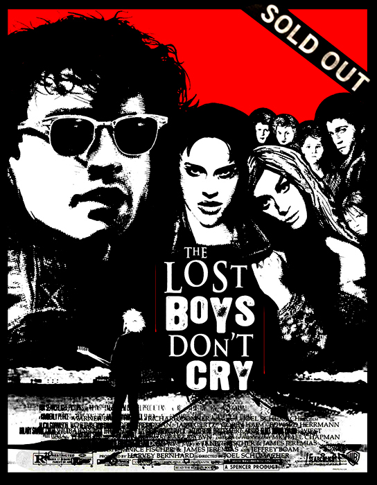 THE LOST BOYS DON'T CRY