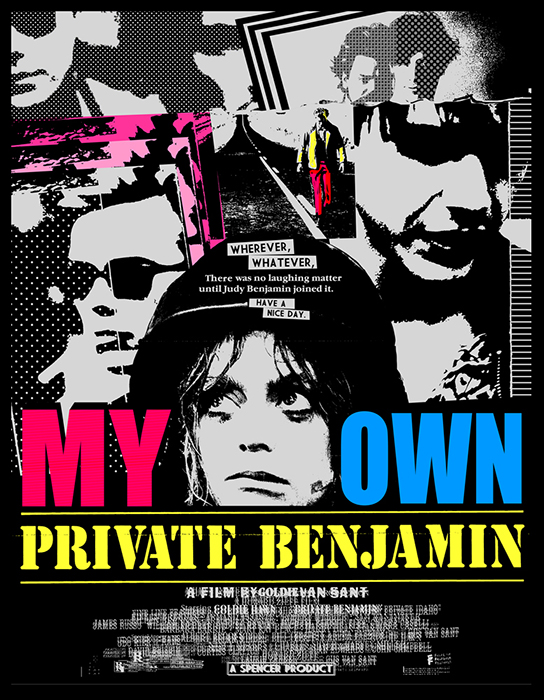 MY OWN PRIVATE BENJAMIN