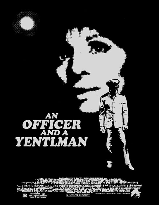 OFFICER AND A YENTLMAN