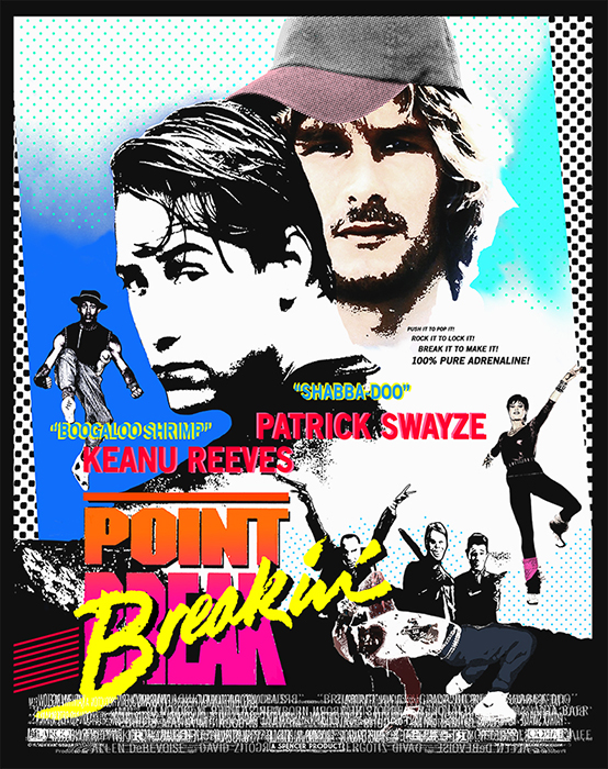 POINT BREAKIN'