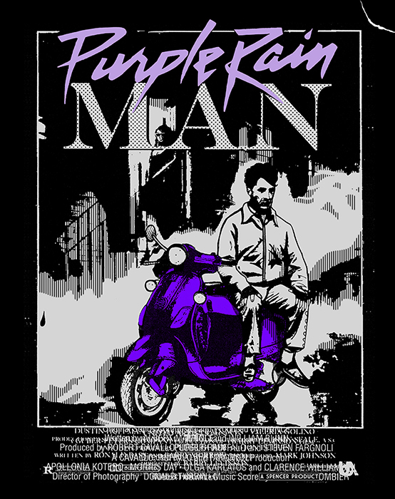 PURPLE RAIN MAN