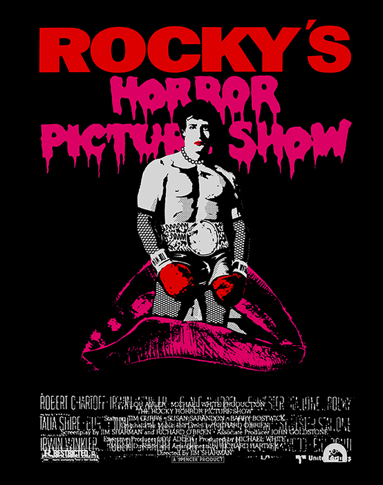 ROCKY'S HORROR PICTURE SHOW