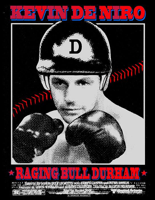 RAGING BULL DURHAM
